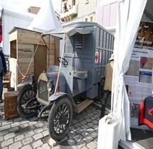 Berliet Modèle 22HP  Ambulance 1914 1918 Sète 2018
