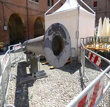 Artillerie Coulevrine La Regina 1556  Ferrare