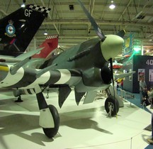 Hawker Typhoon 1B Hendon
