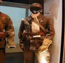 1939 Cavalerie Char Blouson Cuir