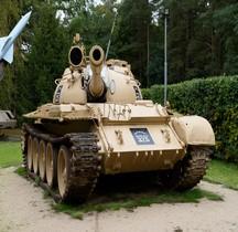 T 55 A Dabrówka Pologne