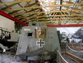 Sturmpanzerwagen A7V Munster Replique