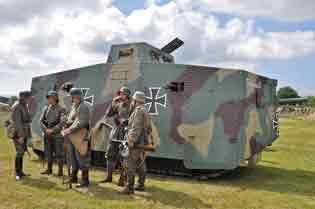 Sturmpanzerwagen A7V Replique