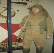 1918 London Regiment Sergeant Palestine IWM