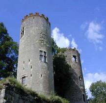 Indre et Loire Cinq Mars  Le Chateau