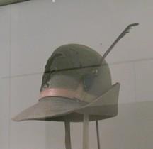 1918 Capello Alpino 3e Reggimento Bton Susa