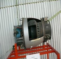 Réacteur Turbomeca Marboré Montélimar
