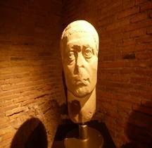 Statuaire 7 Empereurs 1.1 Constantin Portrait retravaillé Marchés Trajan 2018