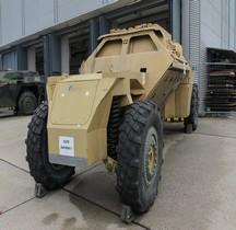 Geschütztes Fahrzeug System Rheinmetall ERP GEFAS Trèves