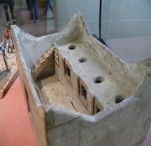 Egypte Agriculture Silo Maquette Louvre