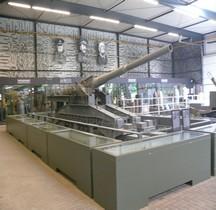 Canon sur Rail 80 cm Kanone (E) Schwerer Gustav Mkt Overloon