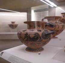 Etrurie Céramique Hydrie Polypheme Rome MNE