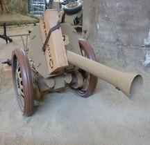 Canon Anti Char 8.8 cm Raketenwerfer 43 Puppchen Overloon