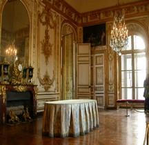 Yvelines Versailles Chateau Appartements du Roi Salle du Conseil