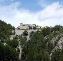 Hautes Alpes Briancon Le Fort des Salettes