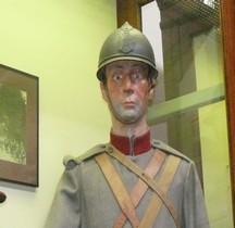 Serbie 1920 Infanterie 7e Régiment Bruxelles