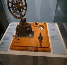 1870  Poste Télégraphe Portatif Militaire Type Morse