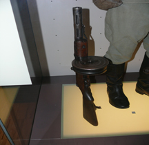 Pistolet Mitrailleur PPD-40 Degtjarev M1941