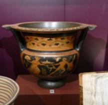 Grande Grèce Apulie Céramique Cratère Mougins
