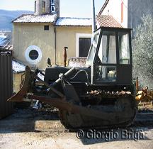 FIAT AD7 Bulldozer Cingolati Corpo Forestale dello