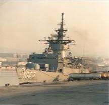 Frégate  USS Capodanno FF 1093 Marseille