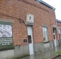 Bastogne Barracks Exterieurs