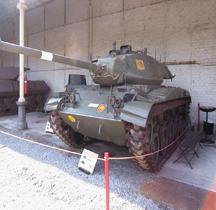 Char léger M 41  Walter Bulldog  Bruxelles