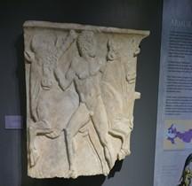 Rome Hercule et le Troupeau de Geryon Bas relief Mougins