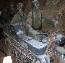 Kleines Kettenkraftrad HK 101 SdKfz 2 Bastogne