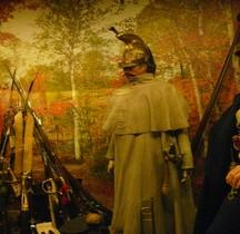 Cavalerie Dragon 1814 Capote Salon