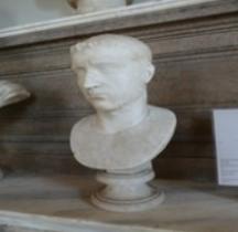 Statuaire 6 Empereurs.18 Gallien Rome Musei Capitolini