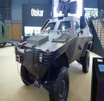 Otokar Cobra Eurosatory 2016