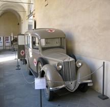 Bianchi S 9 Ambulanza 1935