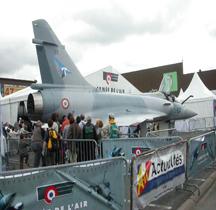 Dassault Mirage 2000 C Le Bourget 2007