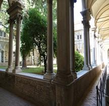 Ravenne San Vitale Cloitre