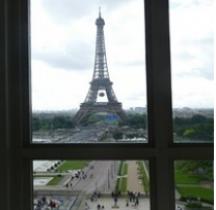 Paris Tour Eiffel Euro 2016