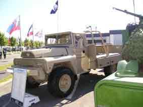 ACMAT TPK 420 STL Eurosatory 2006