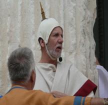 Religion Prêtre Flamine Nimes 2013