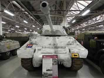 Tank Destroyer 17 pdr Achilles Bovington