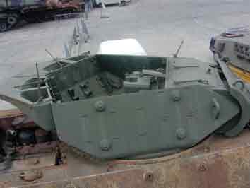 Tank Destroyer Achilles M 10 Tourelle Details