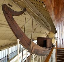 Egypte Marine Barque Solaire Râ