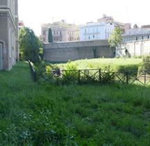 Rome Rione Esquilino Circus Varianus