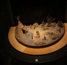 1.4.5 Paléolithique supérieur Magdalénien Vie Quotidienne Campement style Pincevent Menton
