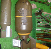 Bombe 1943 AN-M57  250 lbs St Laurent