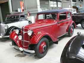 Adler Trumpf Junior 1938 Bruxelles