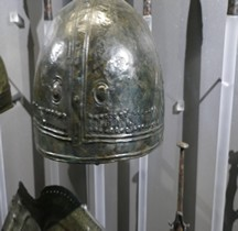 Militaria Casque Celto Ligure Type Montefortino Ie siècle MACM Mougins