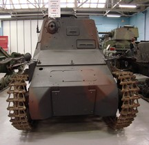 Panzer I Kleiner Panzerbefehlswagen SdKfz 265