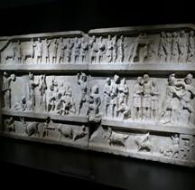 Sépulture Tomba  Alleius Nigidius Maius Pompéï Naples MAN Nimes 2018
