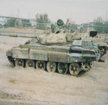 T 72 Assad Babil Opération Iraki Freedom  2003