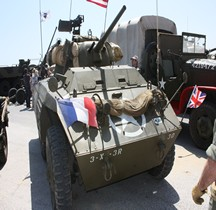 M8 Light Armored Car Greyhound Le Canet  2015